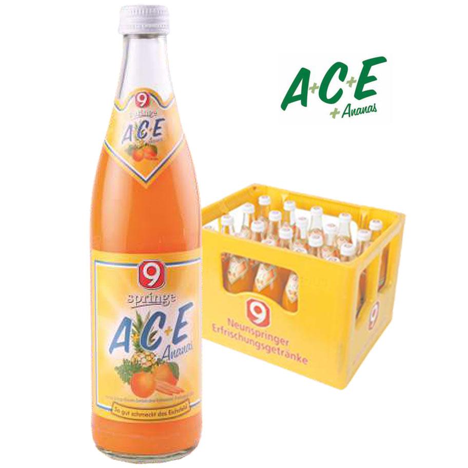 ACE +Ananas