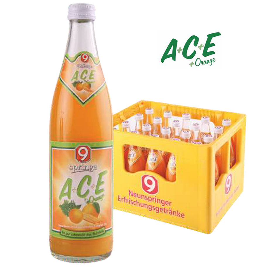Neunspringer ACE plus Orange