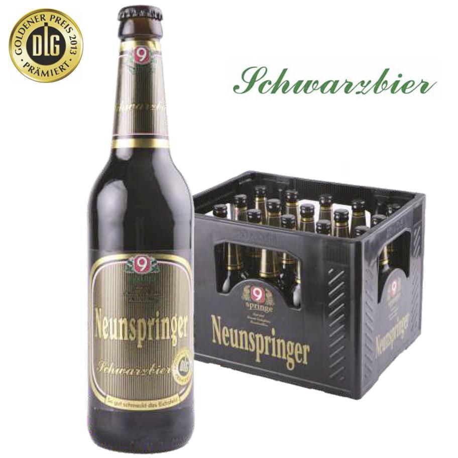 Neunspringer Schwarzbier