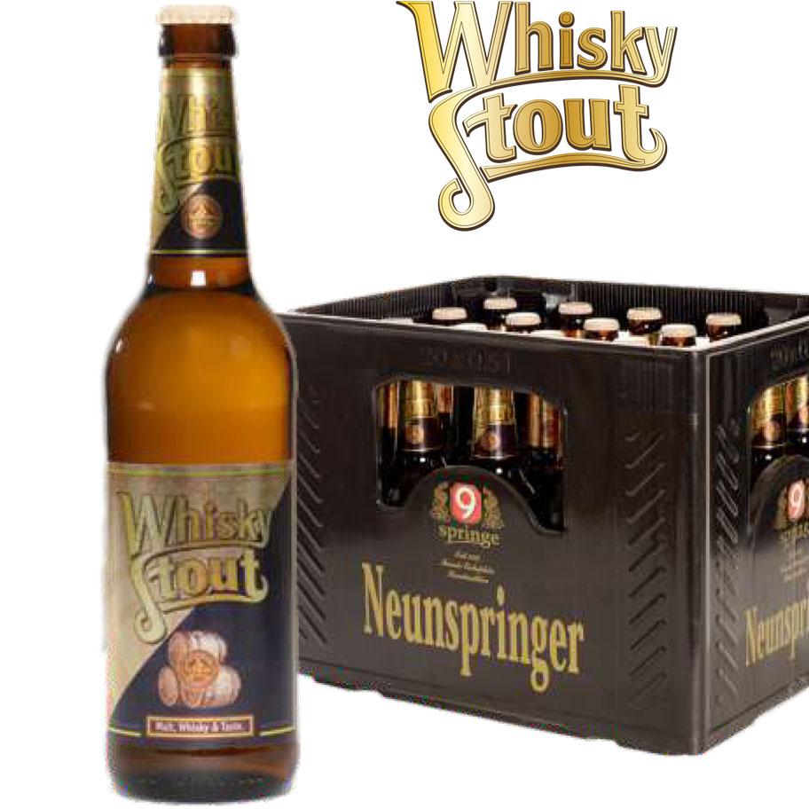Whisky Stout