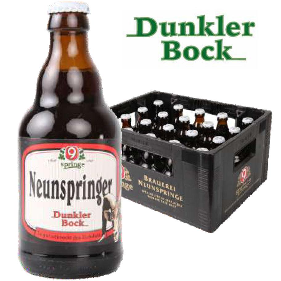 Neunspringer Dunkler Bock