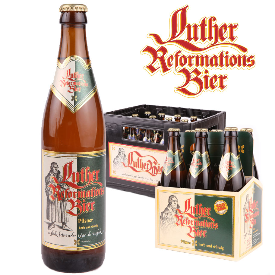 Luther Reformationsbier