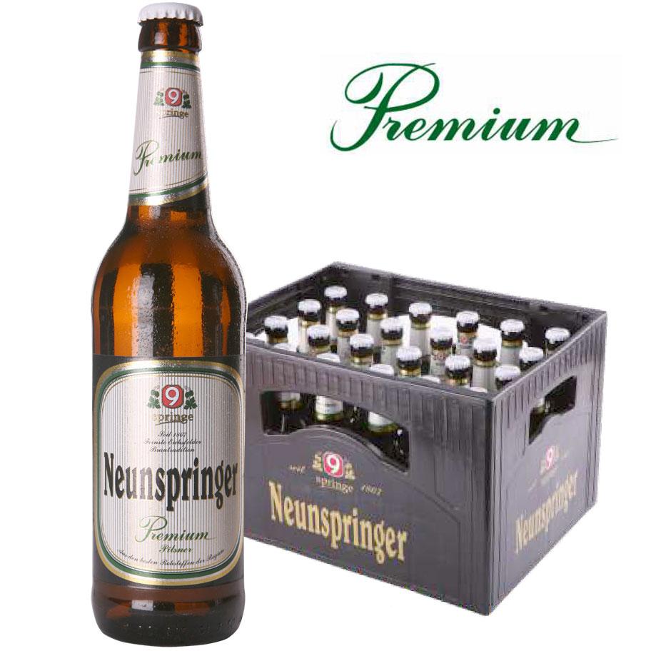 Neunspringer Premium Pils
