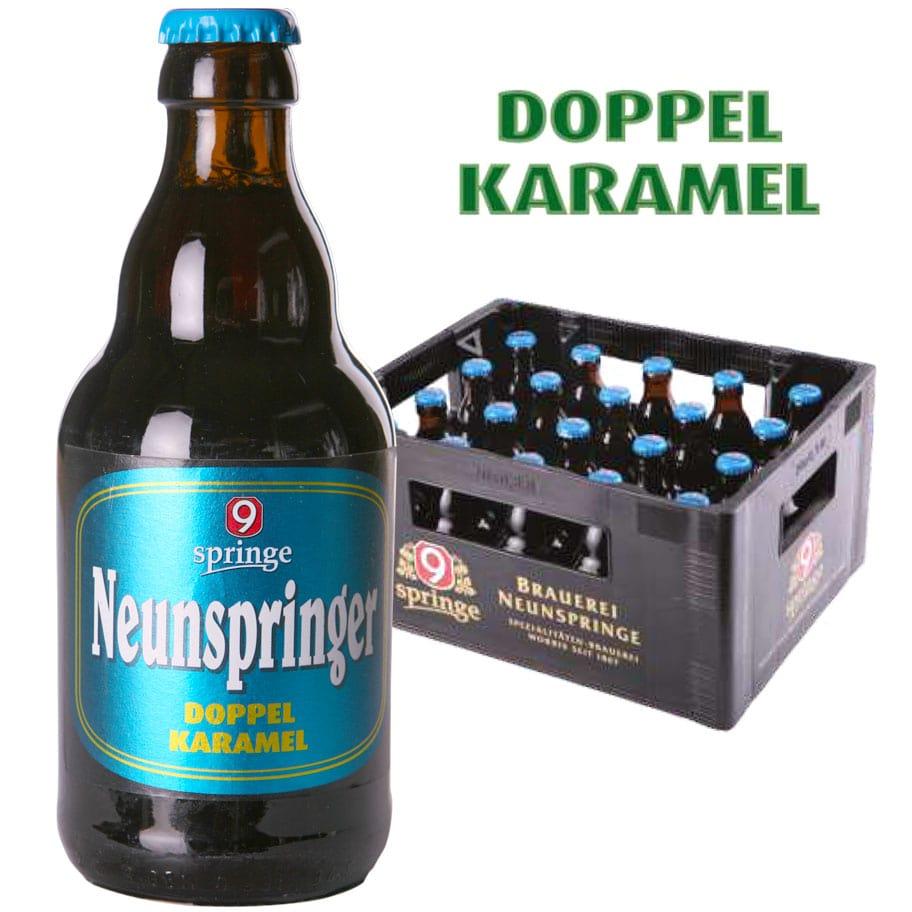 Neunspringer Doppel Karamel
