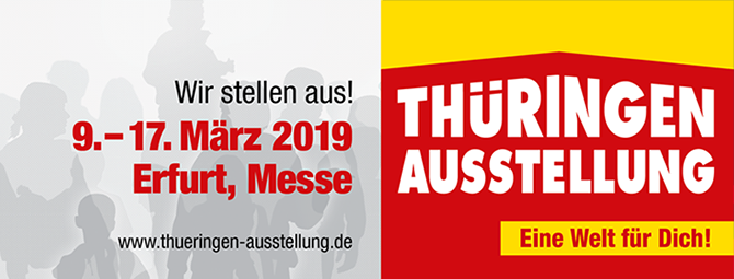 Thüringen Ausstellung 2019